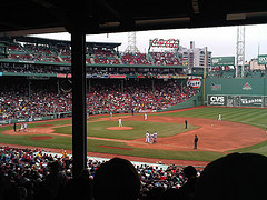 Fenway Park-America's Most Beloved Ball Park