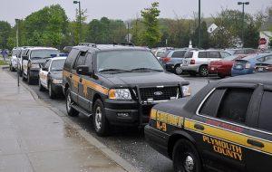 Photo: K9 Unit Drug Search
