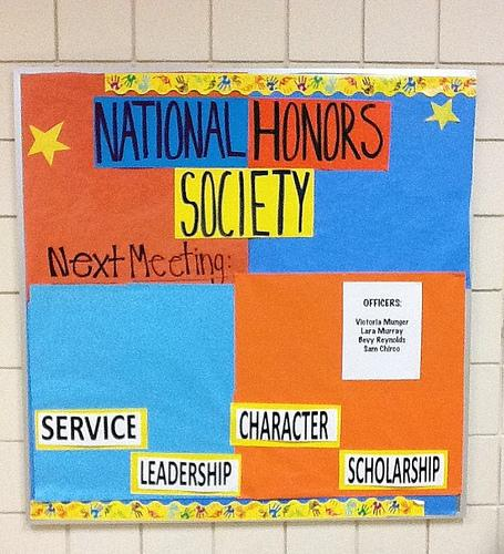 Best Motivational Quotes For Students: National Honor Society Inducts New Members