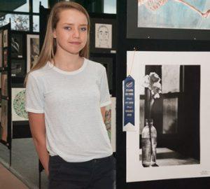 "Principal""s Art Award Winner"