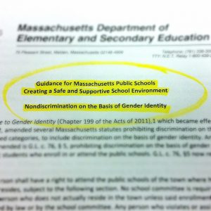 Legislation has been prompting schools in Massachusetts to reconsider gender based policies. Photo by Ashley Olafsen.